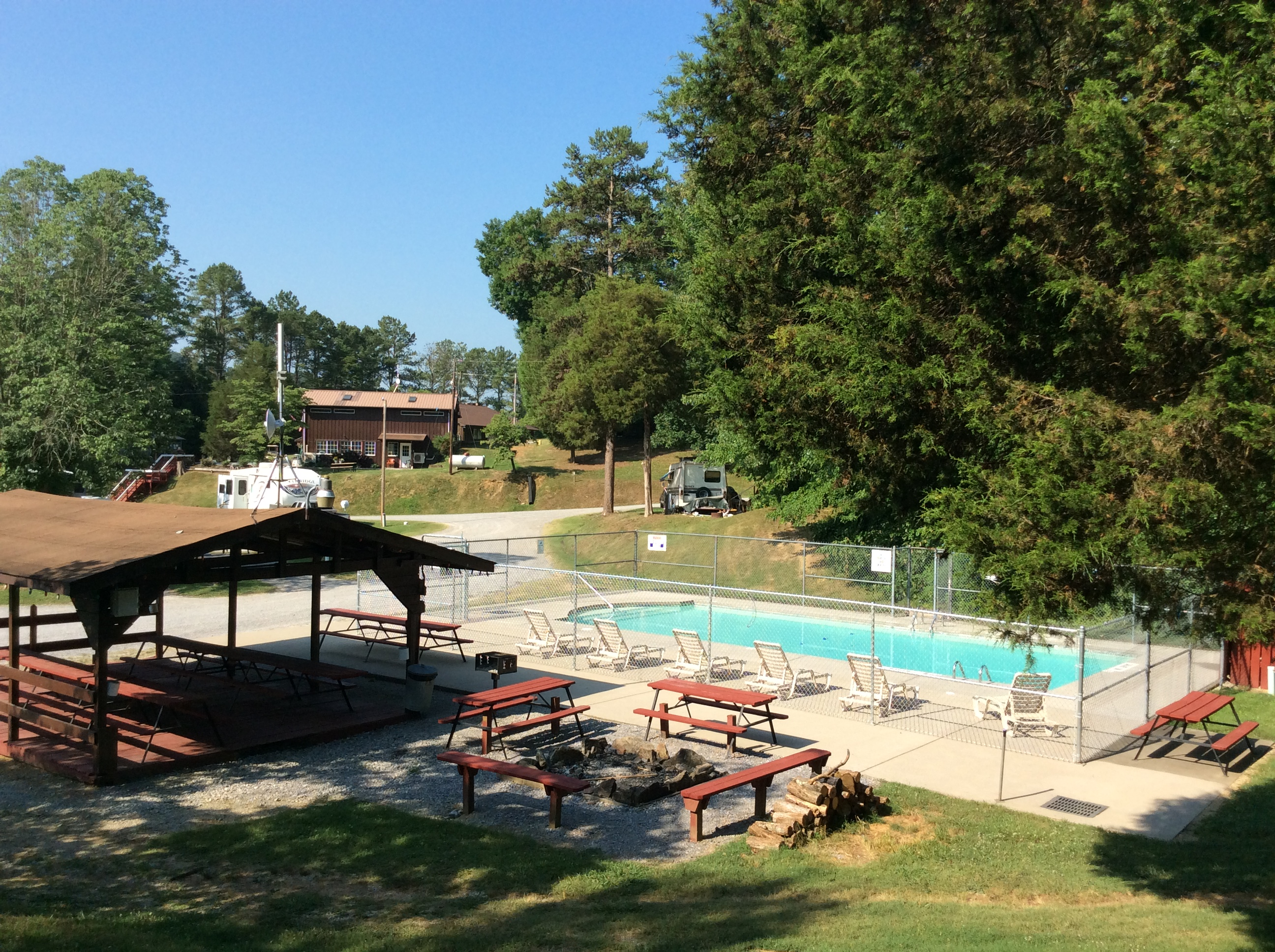 Soaring eagle campground campground gallery knoxville Campsites in poole with swimming pool